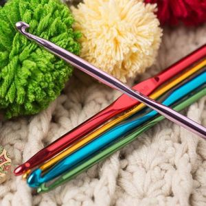 Hot Sale High Quality Alu Crochet Hook Knitting Accessories pictures & photos