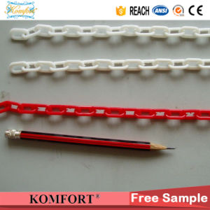 Plastic PE Traffic Warning Safety Road Barrier Chain (JM402D) pictures & photos