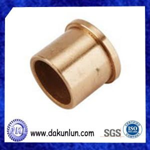 OEM Flange Bronze Bushing with ISO Certification