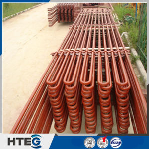 Fin Tubes in Tube Heat Exchanger Reheater for Steam Boiler pictures & photos