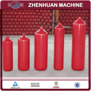 Extinguisher Cylinder Hot Spinning Machine pictures & photos