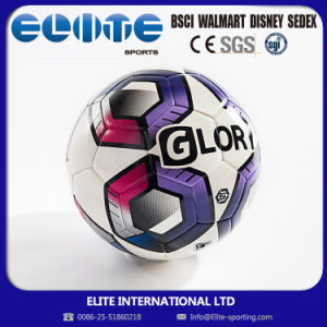 EVA Leather Rubber Bladder Colorful Thermo Bonded Football