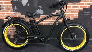 """2017 Hot Sale 48V 1000W MID Drive Electric Bicycle with 26""""*4.0inch Fat Tyre pictures & photos"""