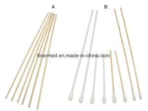Medical Disposable Cotton Bud pictures & photos