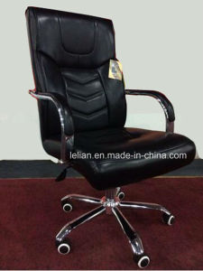 High Quality Beige Office Chair with High Back pictures & photos