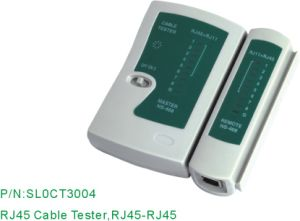 RJ45-RJ45 LAN Cable Tester pictures & photos