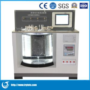 Bitumen Dynamic Viscometer-Asphalt Dynamic Viscometer Tester pictures & photos
