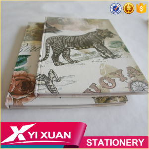 Wholesale Cheap Custom Hardcover Notebook with Spiral Coil pictures & photos