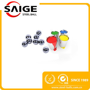 304 Steel 6mm 4.7mm Ss Steel Polish Ball pictures & photos