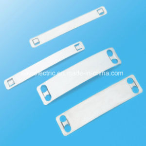 PP Material Square Cable Clamp for Indoor Wiring pictures & photos