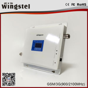 900/2100MHz GSM/WCDMA 2g/3G/4G Mobile Signal Amplifier pictures & photos