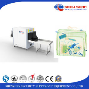 X-ray Baggage Scanner AT6040 for Police security check X ray inspection system pictures & photos