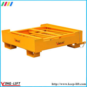 High Quality and Inexpensive Forklift Attachment Working Platform pictures & photos