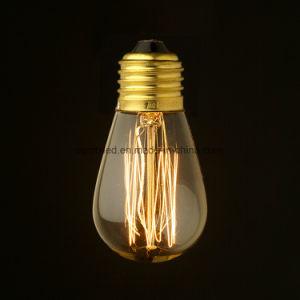 Filament clear decoration LED shop light bulb for sale pictures & photos