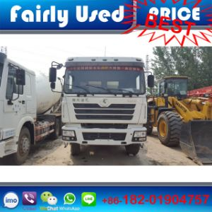 Used 6X4 F3000 Shacman Mixer Truck for Sale pictures & photos