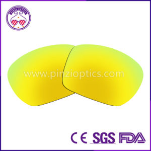 Fishing Polarized Sunglasses Replacement Lenses for Big Taco pictures & photos