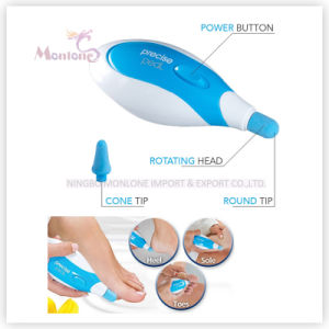 Personal Care Electric Callus Remover 26*17*6.5cm pictures & photos