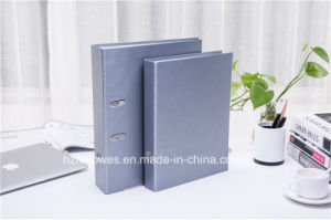 Eco-Friendly Paper Lever Arch File with High Quality pictures & photos
