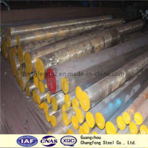 Best Oil-Hardened Tool Steel Round Bar O1, 1.2510, SKS3 pictures & photos