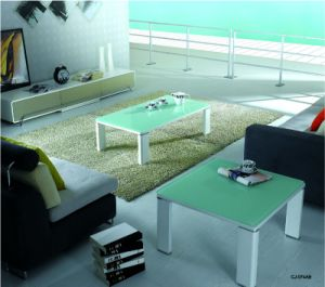 Modern Style Coffee Table Living Room (CJ-074B) pictures & photos