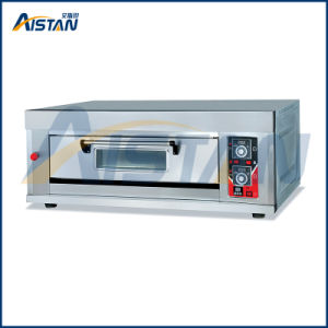 Bsr-20s Factory Price Stainless Steel 1 Deck -2 Stones Gas Pizza Oven for Kitchen Appliance pictures & photos
