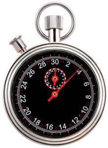 Measuring Tool Mechanical Stop Watch pictures & photos
