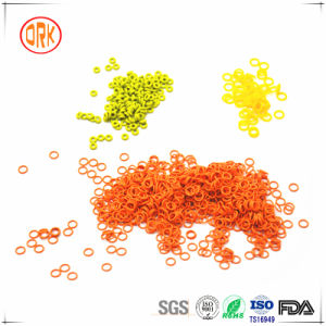 Mini Colored Viton O Ring with Acid Resistance pictures & photos
