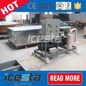 Ce Approved Brine Block Ice Machine for Sale pictures & photos
