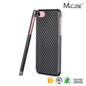 Latest Models Fancy Mobile Cover Carbon Fiber Telephone Cover for iPhone 7 Top Selling Covers pictures & photos