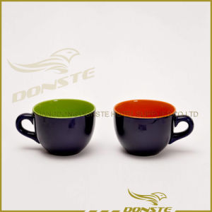 Stoneware Soup Mug Emboss pictures & photos