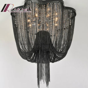 Modern Elegance Chain Iron Ceiling Lamp for Hotel pictures & photos