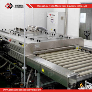Horizontal Glass Cleaning Machine with High Quality pictures & photos