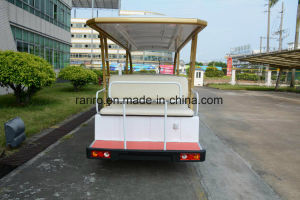 Rariro Brand 4 Wheels Electric Sightseeing Buggy pictures & photos