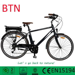 36V 250W Cheap Electric City Bike with MID Motor pictures & photos