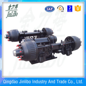 Hot Products in Ua Middle East for Trailer Bogie 32t Suspension pictures & photos