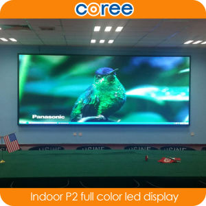 Indoor High Definition SMD P2 Full Color LED Display Screen pictures & photos