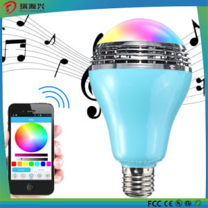 LED Remote-controlled Lights with Bluetooth Speaker pictures & photos