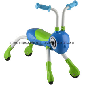 Cheap Price Funny Kids Tricycle Bicycle Scooter with 3 Wheels pictures & photos