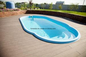 Hot Sale Environmental Garden Outdoor WPC Decking (150 * 23mm) pictures & photos