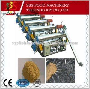 Skimmed Fish Meal Production Machine with Small Capacity pictures & photos