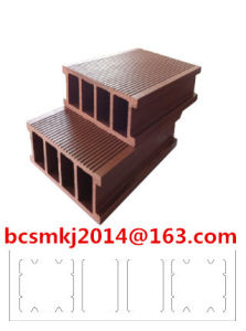 Engineered WPC Decking Floor with High Quality From China (145*50mm)