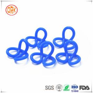 High Rebound Blue Rubber Sealing O Ring pictures & photos