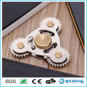 Wheel Gear Spinner Fidget Toy Hand Desk EDC Focus Tri Finger Kids Adult Stress pictures & photos