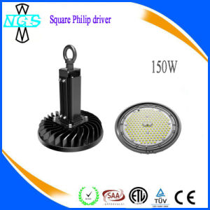 New Design 150W LED High Bay Light with Square Diiver pictures & photos