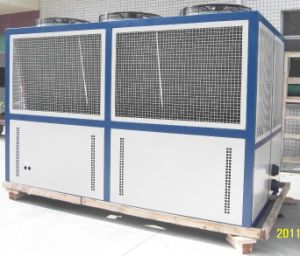 100HP 80ton Air Cooled Hanbell Screw Compressor Chiller pictures & photos