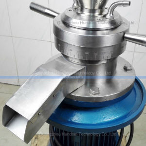 Stainless Steel Vertical Colloid Mill for Jam with Ce Certificate pictures & photos