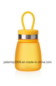 290ml Portable Water Bottle, Blue Color Sport Water Bottle, Plastic Sport Water Bottle pictures & photos