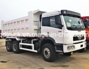 Mozambique Hot Sale! FAW 30 Tons Dump Trucks pictures & photos