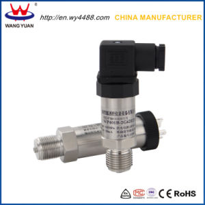 Chinese Wp401b Industrial 4-20mA Pressure Transducer pictures & photos