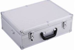 Cheap Aluminum Briefcase with Handle pictures & photos